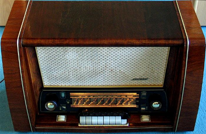 röhrenradio restaurieren lassen